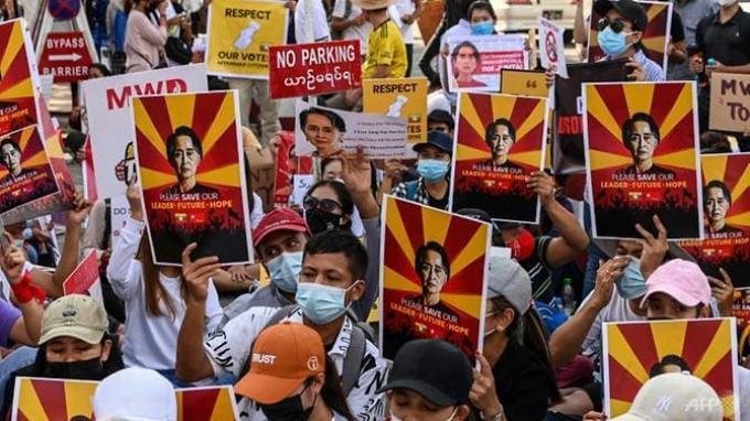 Artis dan Sutradara Film Myanmar Ini diburu Militer Myanmar