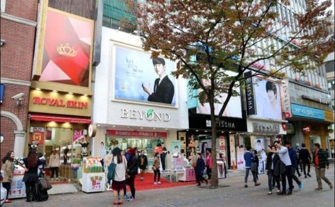 Tempat Nongkrong di Korea Selatan Idol Korea
