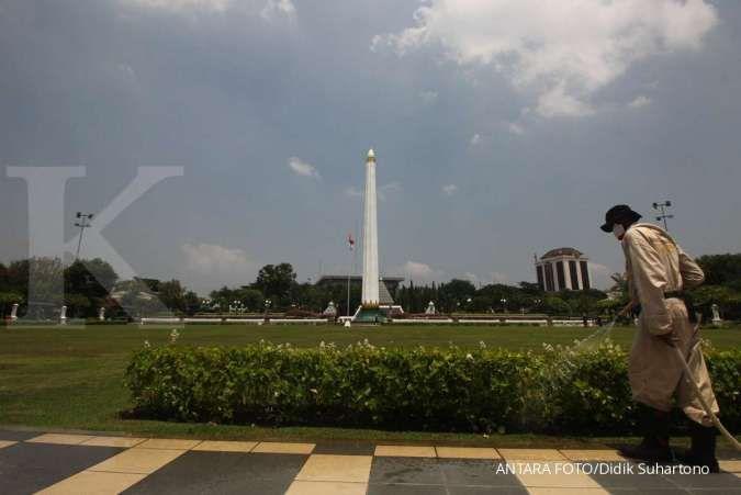 Cuaca besok di Jawa dan Bali: Bandung hujan sedang, Surabaya hujan ringan