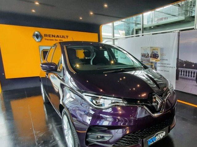 Menunggu Peluncuran Mobil Listrik Renault Zoe di IIMS 2021?