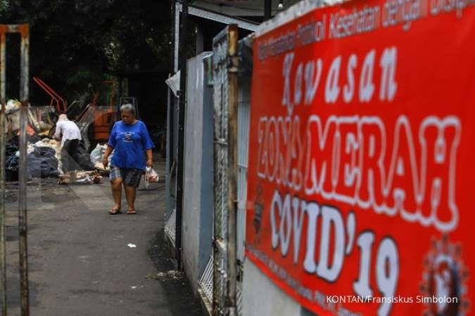 Tangsel satu-satunya zona merah corona di Pulau Jawa per awal April, ini penyebabnya