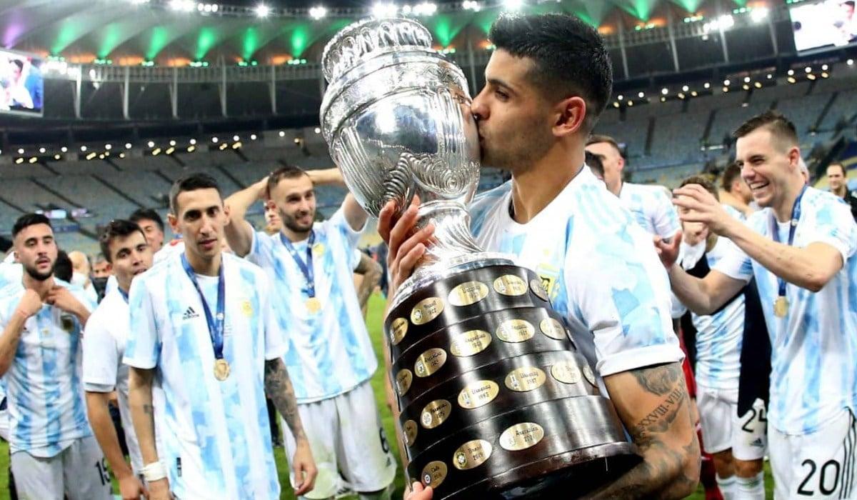 Barcelona Berencana Bajak Transfer Cristian Romero ke Spurs, Memang Punya Uang? - Gilabola.com