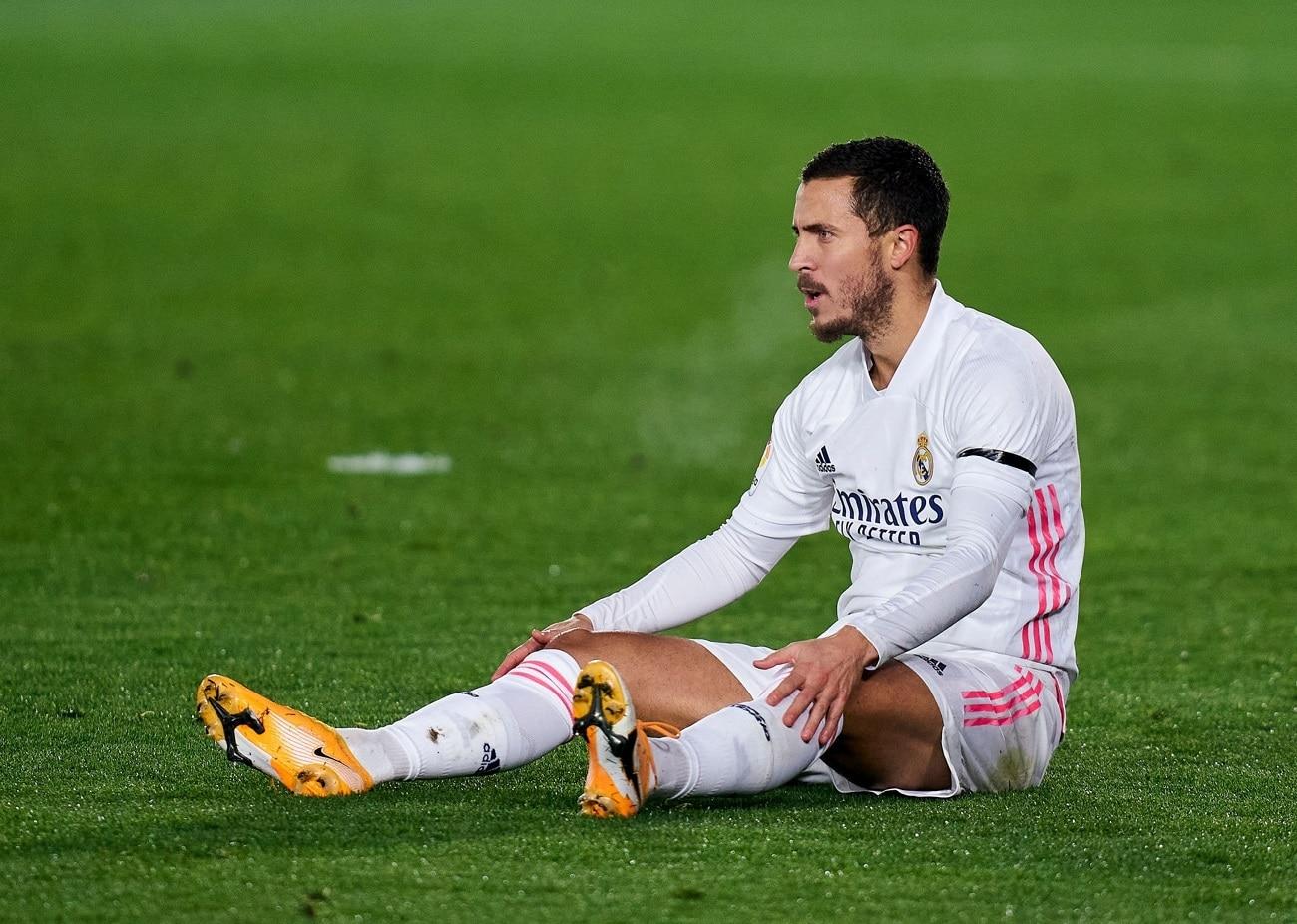 Kondisi Mengecewakan, Madrid Siapkan Program Fisik Khusus Untuk Hazard - Gilabola.com