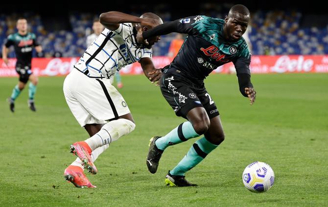 PSG Masih Menginginkan Kalidou Koulibaly