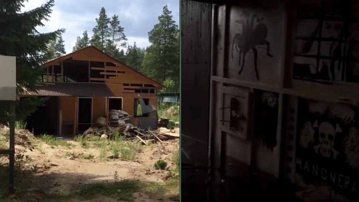 Penjara Rahasia Milik Mafia Rusia Ditemukan Media, Bangunannya Langsung Dibuldozer