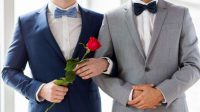 Ilustrasi pasangan sejenis (Shutterstock).