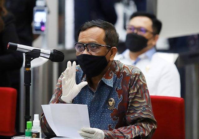 Mahfud MD Canangkan Kota Bebas Pungli di Jogjakarta
