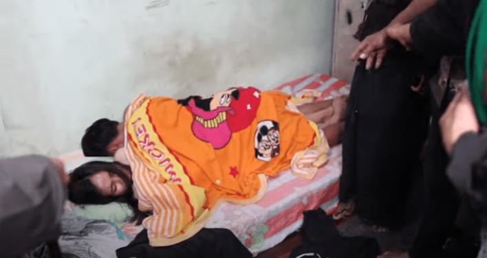 Pasangan Gancet foto: Youtube