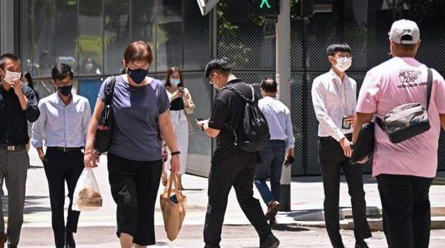 Penularan Covid-19 Meluas, Warga Singapura Diminta Sabar dan Tenang