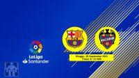 Prediksi Barcelona vs Levante, Pekan Ketujuh Liga Spanyol, Minggu 26 September 2021 - Gilabola.com