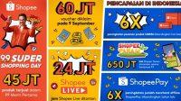Produk UMKM di Shopee Diklaim Melejit Tajam Selama Pesta Belanja 9.9