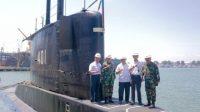 TNI AL Dorong Percepatan Penyelesaian Kapal Selam KRI Cakra-401