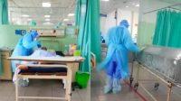 Video Pilu Jelang Kematian Direkam Sesama Pasien Covid-19 di Malaysia