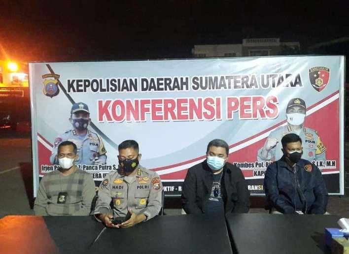 Polrestabes Medan soal kasus emak penjual sayur vs preman
