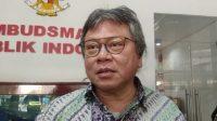 Anggota Ombudsman RI Alvin Lie. Foto: Suara