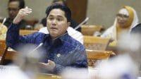 Erick Thohir Tegaskan Garuda Harus Fokus pada Rute Domestik