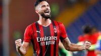 Giroud Bertekad Bawa AC Milan Menangkan Scudetto - Berita Bola Gilabola.com