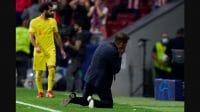 Kecewa Kalah 2-3 Dari Liverpool Tadi Malam, Simeone Terbirit-birit Kabur dan Tolak Salami Klopp