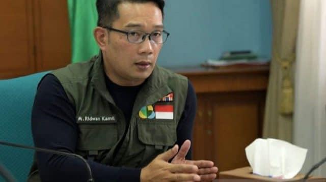 Gurbenur Jawa Barat, Ridwan Kamil. Foto: Antara
