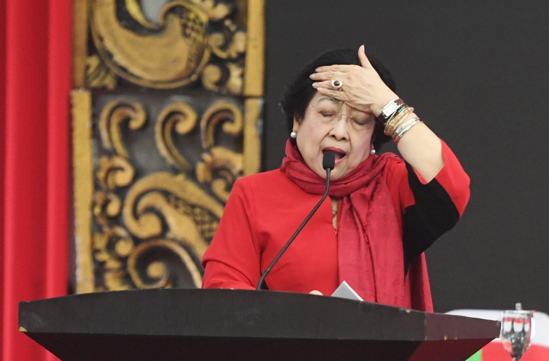Mega bukan akademisi tapi pimpin Badan Riset, PDIP: Apa yang salah?