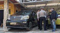 TKP pembunuhan Subang. Foto: Ist.